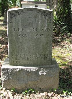 Lillie L Holland