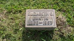 Elizabeth <i>O'Hara</i> Buntin