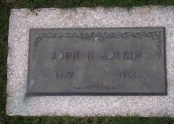 John Nickolai <i>Kristofferssnen</i> Adskim