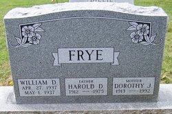 William David Frye