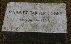 Harriet Parker Cooke