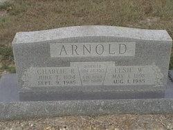 Charlie R. Arnold