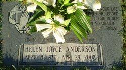Helen Joyce <i>Barnes</i> Anderson