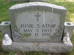 Josie S Atnip