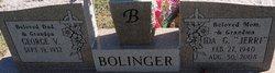 Ida G. Jerri <i>Ringle</i> Bolinger