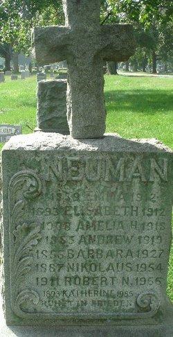 Nickolaus Neuman