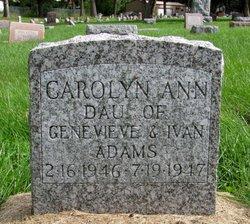 Carolyn Ann Adams