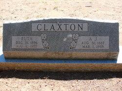 A J Claxton