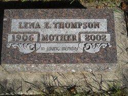 Lena Elizabeth <i>Hatch</i> Thompson