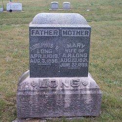 Adolphus R Long