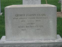 George Ramsey Clark