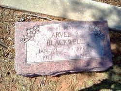 Arvel B Blackwell