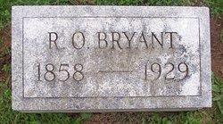 Reuben Oliver Bryant