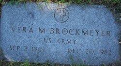 Vera Mable <i>Kelly</i> Brockmeyer
