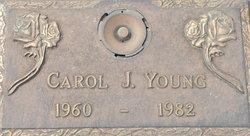 Mrs Carol Jean <i>Bossing</i> Young