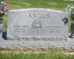 Floyd DelRoy Angus