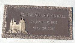 Joanne Jodee <i>Allen</i> Cornwall