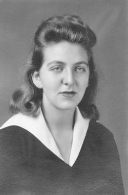 Alma Gertrude <i>Shatzer</i> Knauff