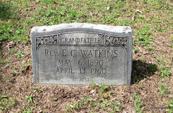 Rev Erby Cutler Earl Watkins