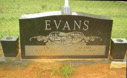 Gladys Irene <i>Walsh</i> Evans