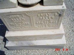 Emily Susan <i>Zeigler</i> Allen