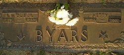 Rufus William Dub Byars, Jr