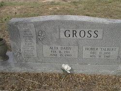 Alta Daisy <i>Wyatt</i> Gross