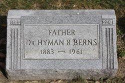 Dr Hyman R Berns