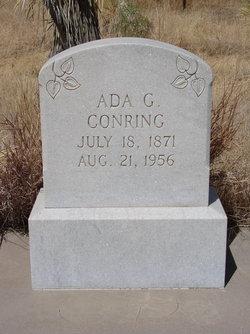 Ada Gertrude <i>Smith</i> Conring