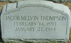 Jacob Melvin Thompson