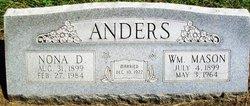 Nona Deoma <i>Howard</i> Anders