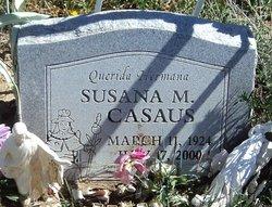 Susana M Casaus
