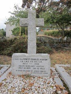 Ernest Charles Ashton