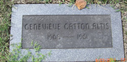 Genevieve <i>Gatton</i> Altis