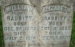 William Babbitt