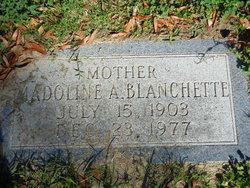 Madoline Augusta <i>Wilson</i> Blanchette