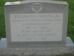 Gladys Letitia <i>Bakey</i> Furlong