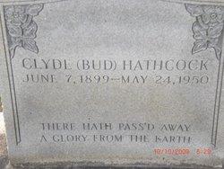Burrell Clyde Bud Hathcock