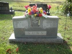 Christine <i>Biggs</i> Nunn