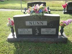 Carl W. Nunn