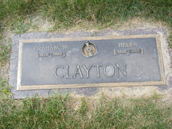 Graham Walter Clayton