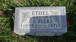 Ethel <i>Dick</i> Byers