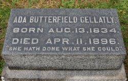 Adeline Ada <i>Butterfield</i> Gellatly