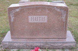 Wilhelmina <i>Zimmer</i> Huth