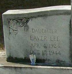 Eaver Lee Alexander