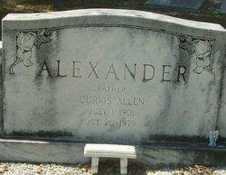 Curvis Allen Alexander