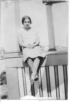 Edna Isabelle <i>Bordeau</i> Avery