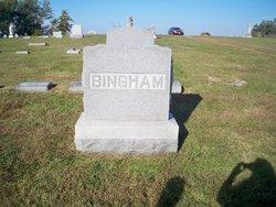 Rev Frank C. Bingham