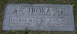 John H Troka