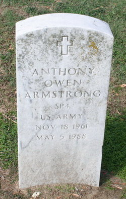 Anthony Owen Armstrong
